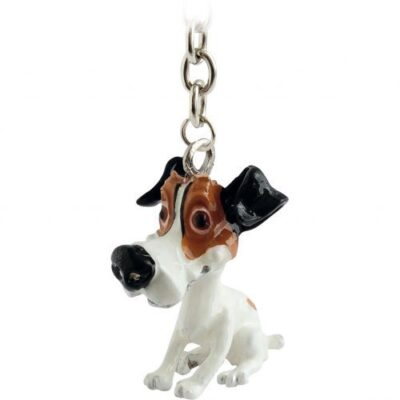 3713 Little Paws Jack Russell Key Ring E1484920216429