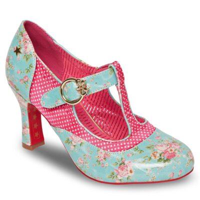 JB Style Chintz Shoe