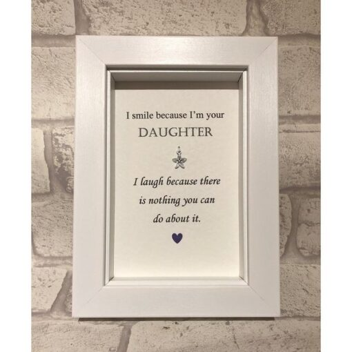 Daughter Frame