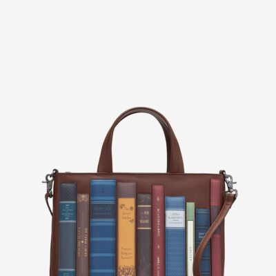 Bookworm Brown Leather Multiway Grab Bag A