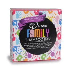 Family Shampoo Bar