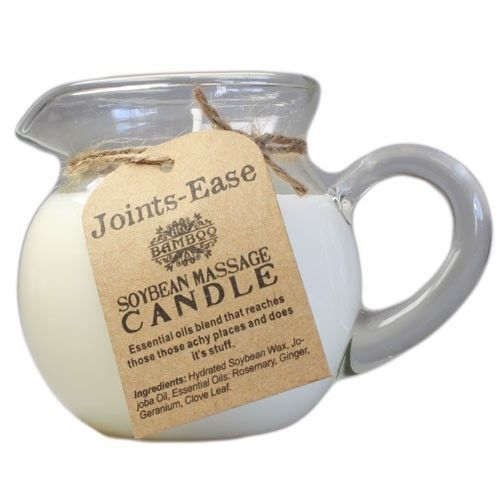 Massage Candle Joints Ease