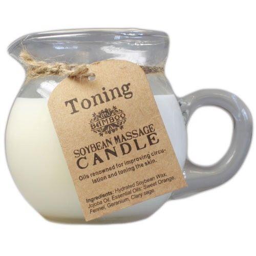 Massage Candle Toning