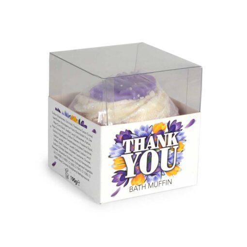 Thankyou Bath Muffin