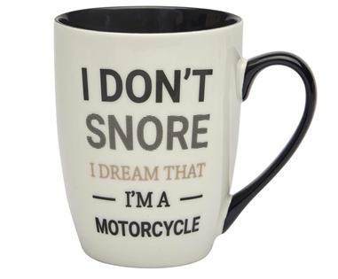 Snore Mug