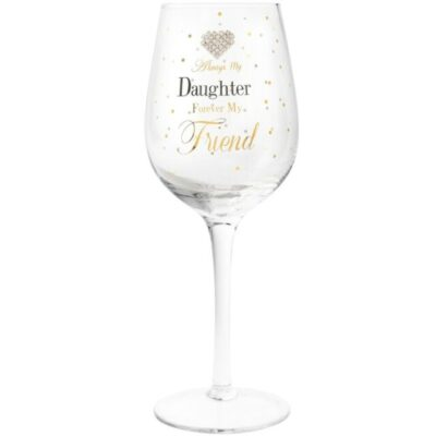 Daughter Wine Glass 1
