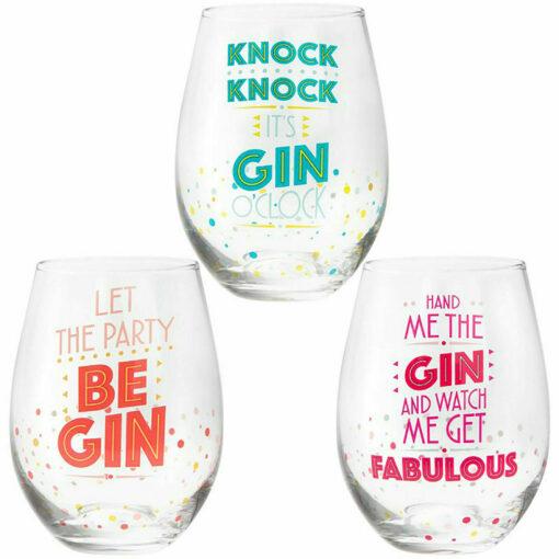 Gin 3 One