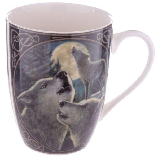 Wolf Mug 1