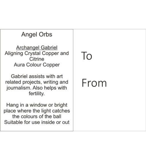 10cm Angel Orb Gabriel Copper 3 720x