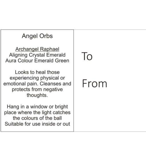 10cm Angel Orb Raphael Emerald 4 720x