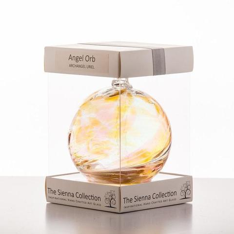 10cm Angel Orb Uriel Amber 480x