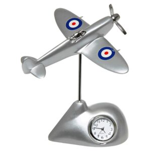 Flying Spitfire Clock – Fathers Day Gift