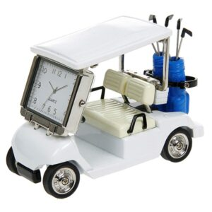 Techno Golf Cart Clock – Fathers Day Gift