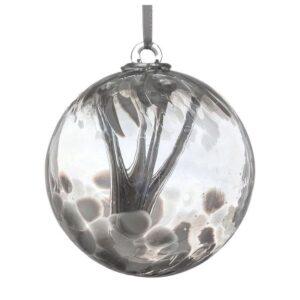 10cm Spirit Ball Engagement Pastel Silver 2 720x