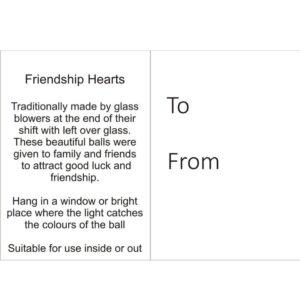 12cm Friendship Heart Multicoloured 4 720x