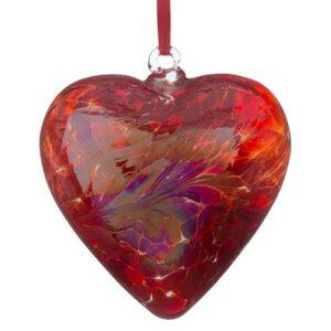 12cm Friendship Heart Red 480x