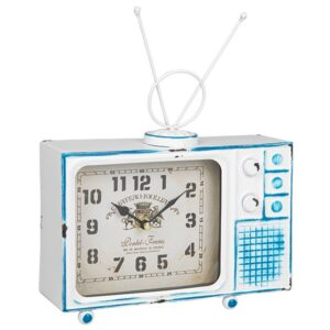 Past Times Television Clock – Fathers Day Gift