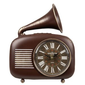 Past Times Gramophone Clock – Fathers Day Gift