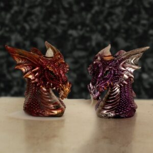 Dragons Head Backflow Incense Burner