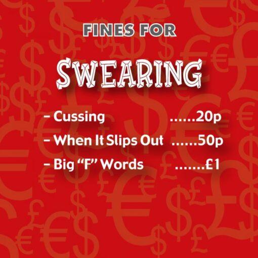 Swearingg