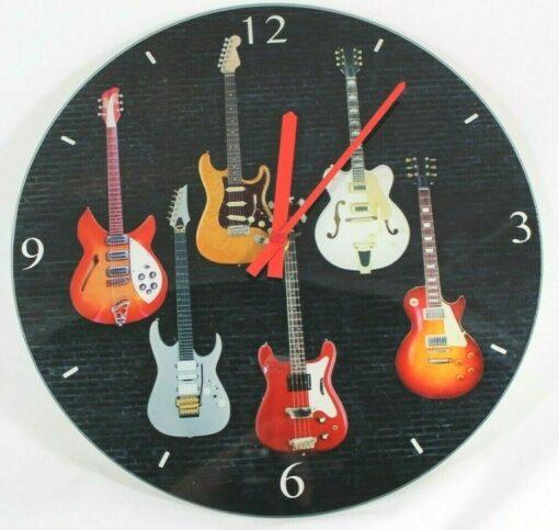 Glas Clock