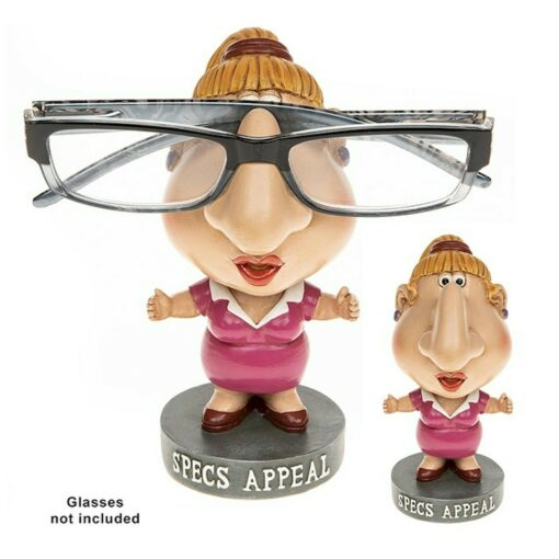 Specs Woman