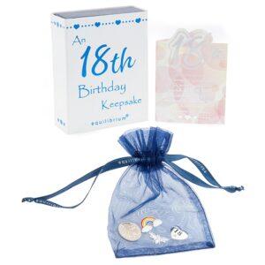 18th Happy Birthday Keepsakes To Treasure