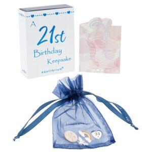 21st Happy Birthday Keepsakes To Treasure
