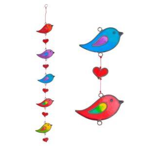 String Of Birds Suncatcher