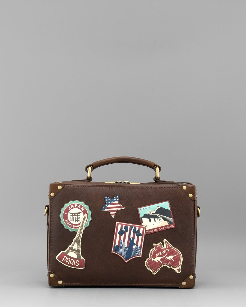 Hy Travels Lique Leather Grab Bag By Yoshi A 1024x1024