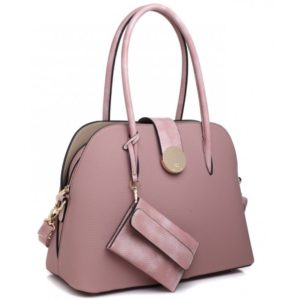 Bessie London Shell Shape Bag With Purse
